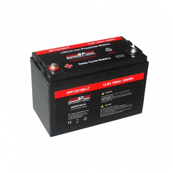 Pack batterie lithium ion 12v