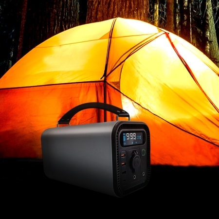 Station d'alimentation portable 300w