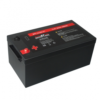 Batteries solaires 12v 200ah
